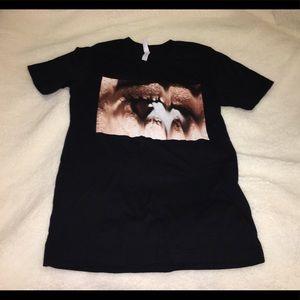 PVRIS concert black eyeball tee shirt